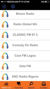 Nigerian Radio- screenshot thumbnail