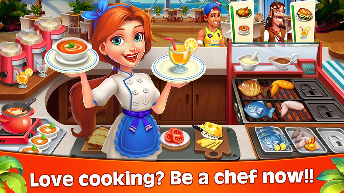 The Cooking Game | macgamestore.com |Food Games