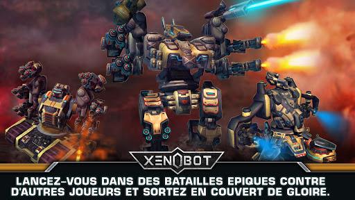 Télécharger Xenobot APK MOD (Astuce) screenshots 1