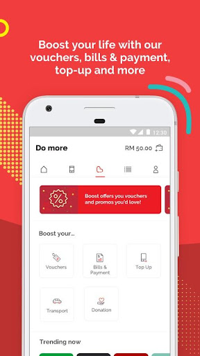 Boost App 2.0 screenshots 6