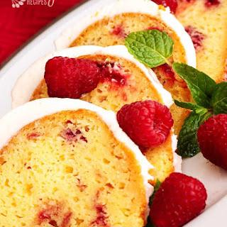 Nothing Bundt Cakes White Chocolate Raspberry Cake Copycat.