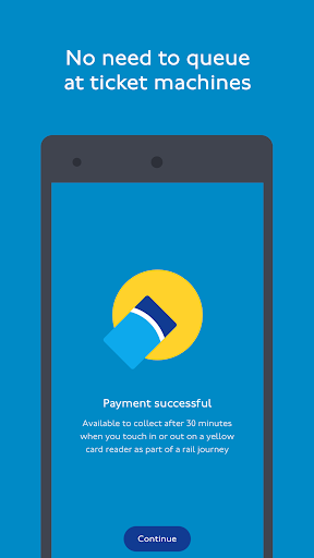 TfL Oyster and contactless screenshots 3
