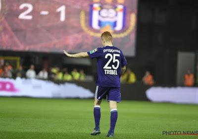 """""""A l'heure d'aujourd'hui, Anderlecht ne peut pas se passer de Trebel"""""""