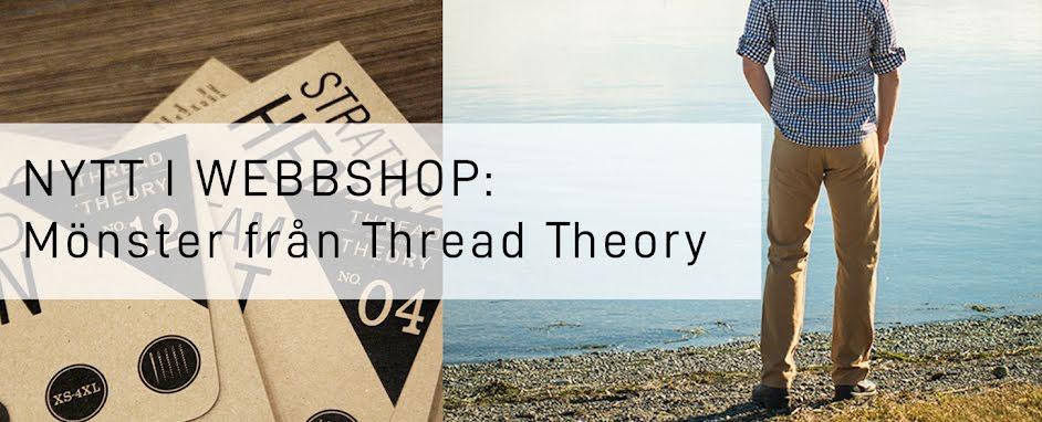 Nytt i Webbshop: Thread Theory
