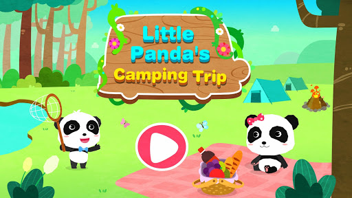 Little Panda's Camping Trip - screenshot