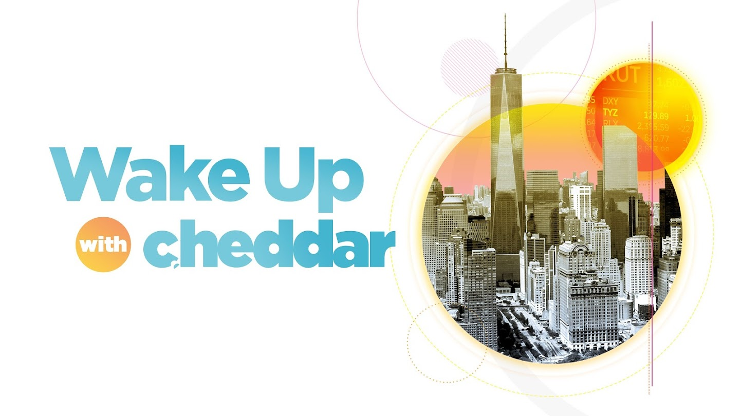 Wake Up with Cheddar