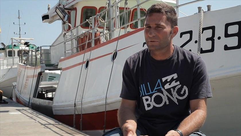 Pedro López Soto, uno de los armadores afectados, miembro de Carbopesca, que ha presentado alegaciones.
