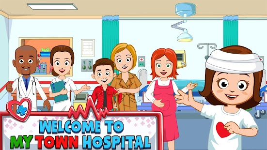 My Town : Hospital- screenshot thumbnail