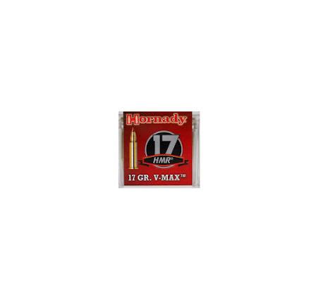Hornady 17HMR V-Max