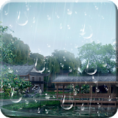 Raindrop Live Wallpaper PRO HD
