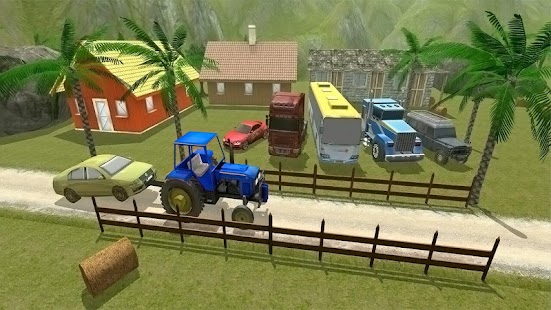Towing Tractor 3D Screenshot