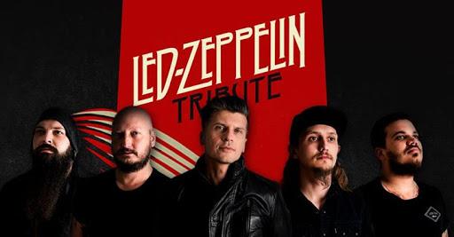 Led Zeppelin Tribute : Barnyard Silverstar