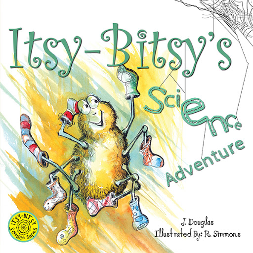Itsy-Bitsy's Science Adventure cover