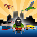 Idle City Tycoon - Build and Transport Simulator icon