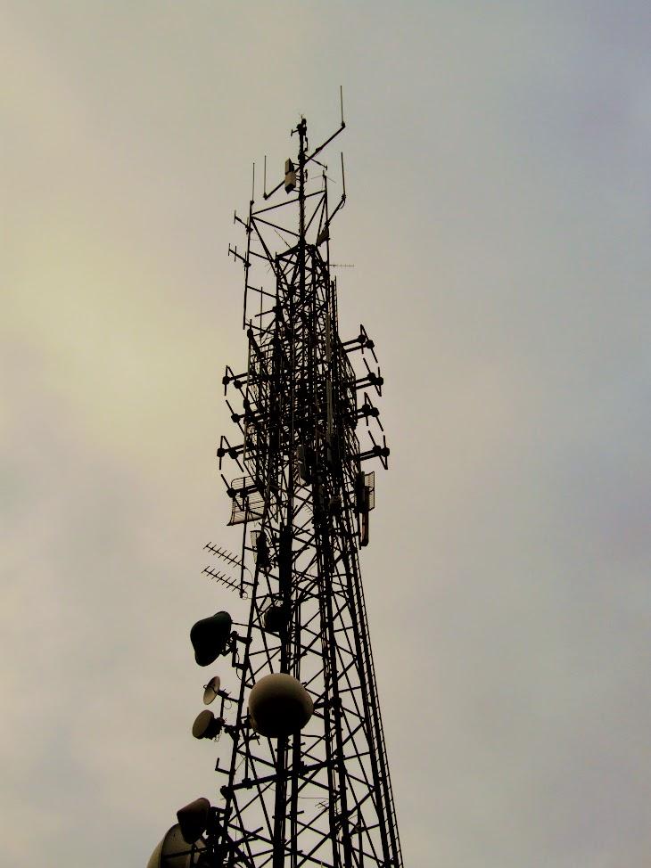 Pečarovci - DVB-T gapfiller+URH-FM adóállomás
