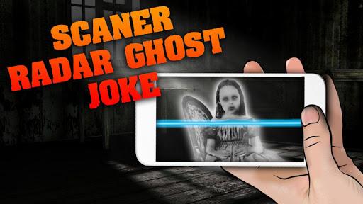 Scanner Radar Ghost Joke