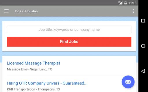 Jobs in Houston, Texas, USA  screenshots 7