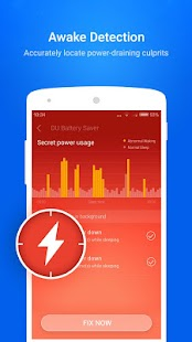 DU Battery Saver - Power Saver- screenshot thumbnail
