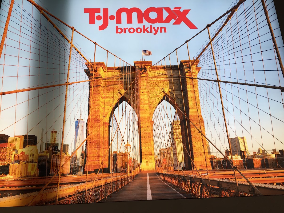 Brooklyn Bridge by TJ MAX