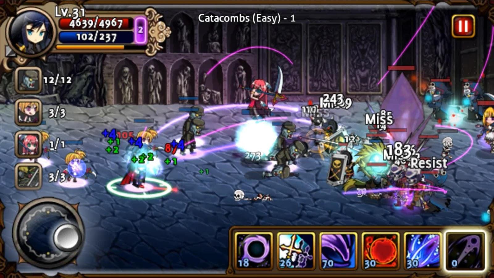 Vampire Slasher - screenshot