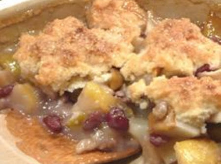Apple-Cranberry Crisp Recipe