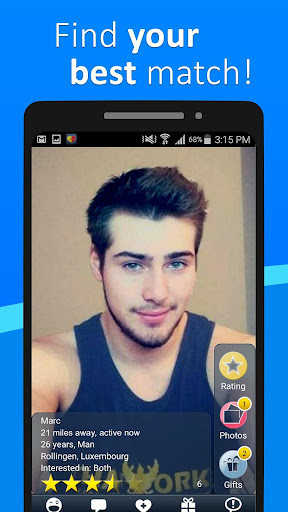 Meet24 - Love, Chat, Singles 1.30.16 screenshots 4