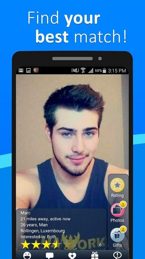 Meet24 - Flirt, Chat, Singles- screenshot
