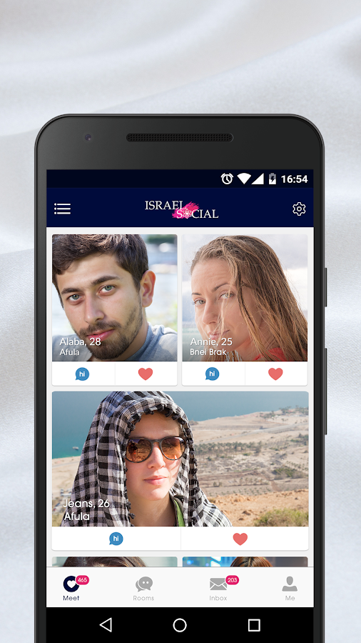 Popular dating apps in israel
