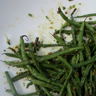 Green Beans Basil Recipes