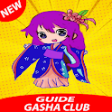 Guide and tips for Gasha Club 2020 icon
