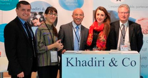 equipe khadiri & co salon des entrepreneurs