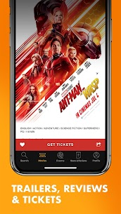Popcorn: Movie Showtimes, Tickets, Trailers & News 4