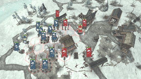 Shogun's Empire Hex Commander v 1 1 apk + hack mod (Money