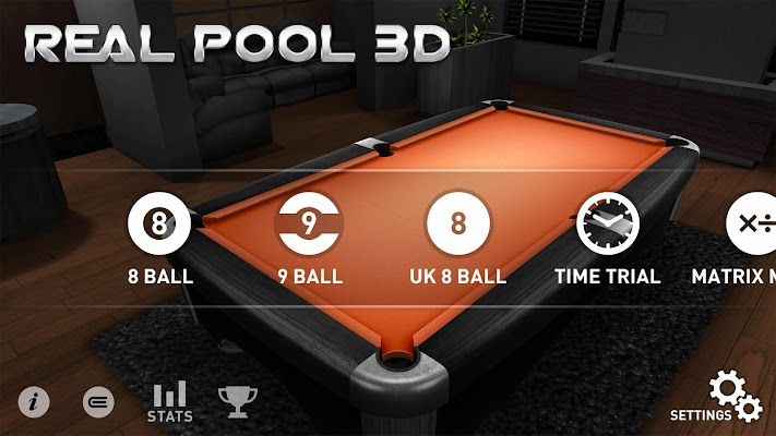 Real Pool 3D- screenshot