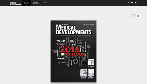 Today's Medical Developments screenshot 4