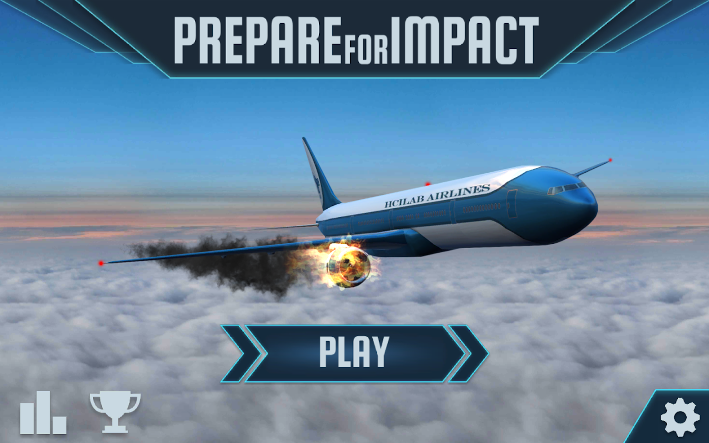 Prepare for Impact- screenshot