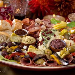 Ultimate Antipasto Platter
