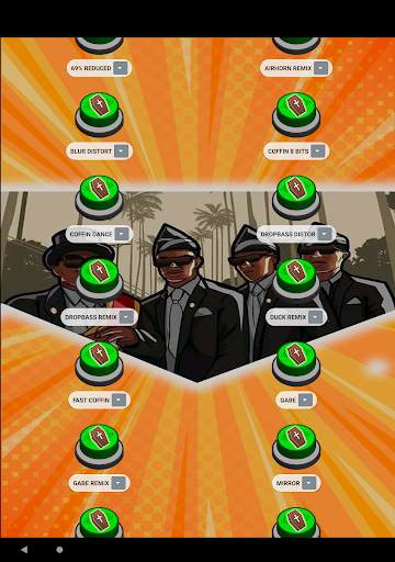 Coffin Dance | Meme Prank Soundboard screenshot 10