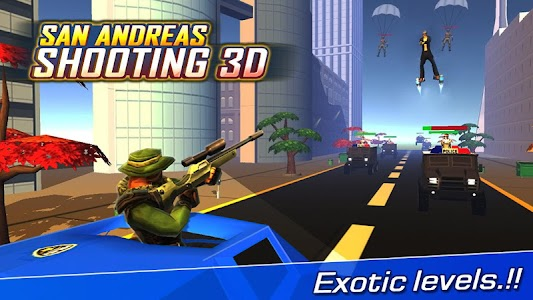 San Andreas Shooting 3D v1.3 (Mod Money)