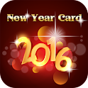 New Year Greetings 2016 icon