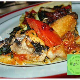 Happy Pizza – Vegan – Recipe