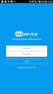 Adservice - náhled