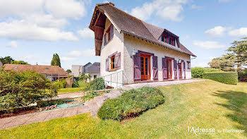 maison à Saint-andre-de-l'eure (27)