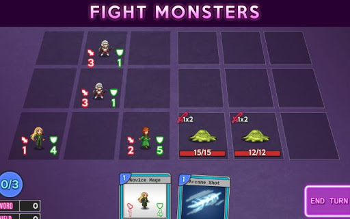 Tavern Rumble  - Roguelike Deck Building Game .80 screenshots 2