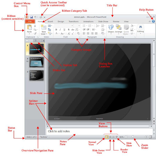 2007 Powerpoint Basi Reference