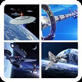 Starship memory game