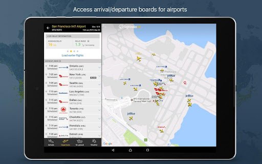 Flightradar24 Flight Tracker 7.4.1 screenshots 10