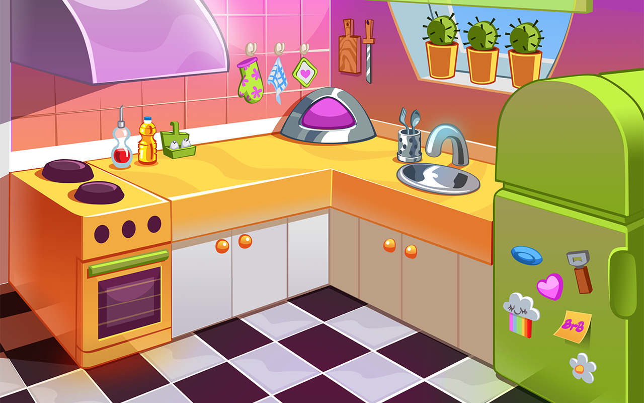 Doll House Cleaning Game Princess Room Android Apps on Google Play
