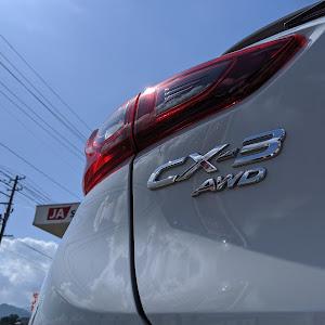 CX-3 DKEAW 2017年式20S PROACTIVE AWDのカスタム事例画像 moyashiさんの2020年08月13日10:04の投稿