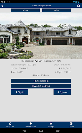 Beach Realty Group Open House
